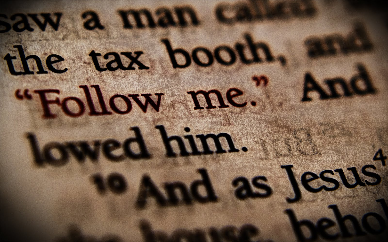Image result for jesus said follow me